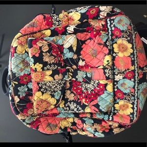 Vera Bradley Happy Snails small backpack